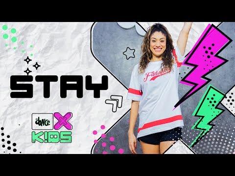 Stay - Zedd, Alessia Cara | FitDance Kids (Coreografía) Dance Video