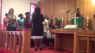 "LaQuetta Washington - ""Children When You Pray (You've Gotta Call His Name)"""