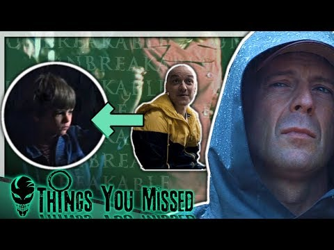 63 Things You Missed In Unbreakable (2000)