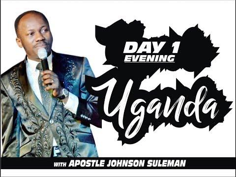 The Supernatural - KAMPALA, UGANDA, Day 1, Evening with Apostle Johnson Suleman