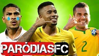 ♫ BRASIL CAMPEÃO DA COPA AMÉRICA 2019 | Paródia Sofazinho - Luan Santana e Jorge e Mateus