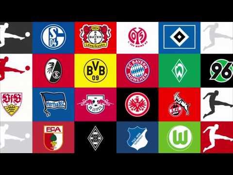 Alle Bundesliga Torhymnen 2017 18
