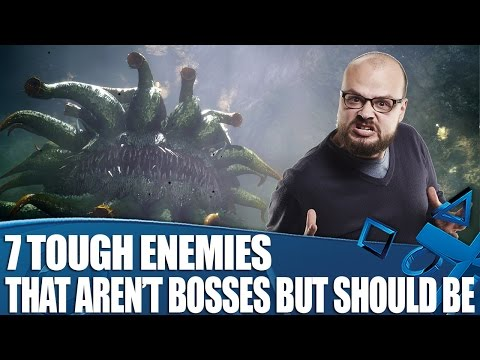 7 Ridiculously Tough Enemies That Should Be Bosses (But Aren't)