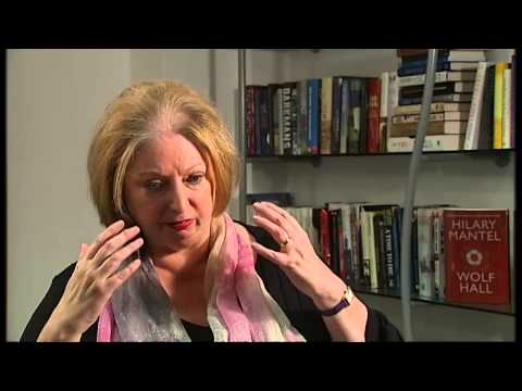 Booker winner Hilary Mantel on 'opening up the past'
