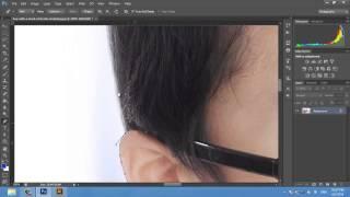 Cắt hình bằng công cụ Pen Tool - Photoshop