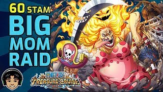 Walkthrough for 60 Stamina Big Mom Clash! [One Piece Treasure Cruise]