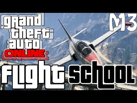 GTA 5 Online Flight School DLC! Super Serious Review - New Planes & Stuff! (GTA 5 1.16 Update)