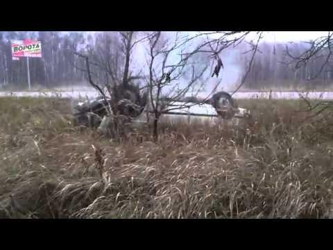 """Разнос Волги.Съемки фильма """"Чернобыль"""" с С.Романовичем"""
