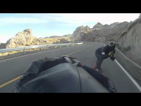Speedboard Downhill ARGENTINA