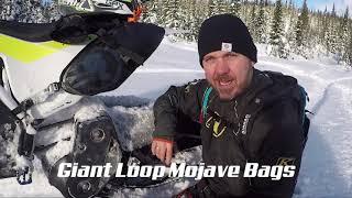 Snowbiking Nelson Mountain & Various Kung Fu Topics for Snowbikers