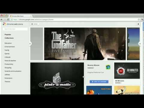 How to try apps in the Chrome Web Store