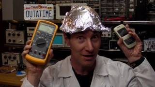 EEVblog #112 - GSM vs The Fluke 87V Multimeter