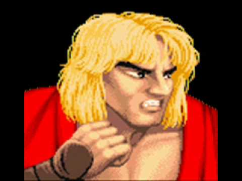 Street Fighter II - Ken's ... is listed (or ranked) 15 on the list The Greatest Classic Video Game Theme Songs Ever