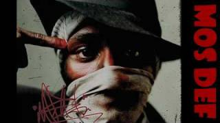 Watch Mos Def Modern Marvel video