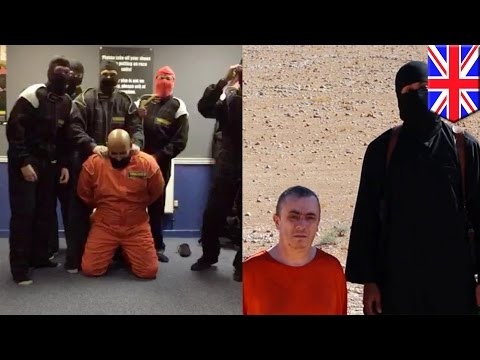 Mock ISIS beheading backfires: HSBC fires Birmingham six over prank execution video - TomoNews