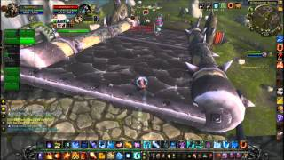 WoW Fire Mage Lvl 90 Mop PvP 5.0.5