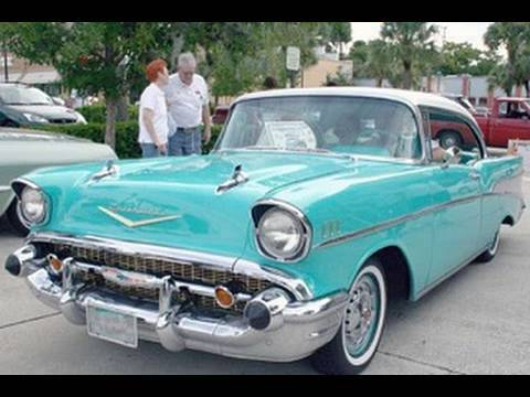 Old Cars Cruisin' (HD) - Reno's Hot August Nights- Part 3 of 4