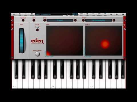 โปรแกรม NanoStudio สำหรับเล่นดนตรีบนคอม