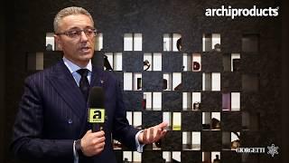 Salone del Mobile.Milano 2018 | GIORGETTI - Giovanni Del Vecchio presenta i progetti per i 120 anni