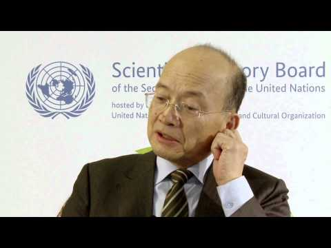Interview with Prof Dr Dong-Pil Min, Republic of Korea