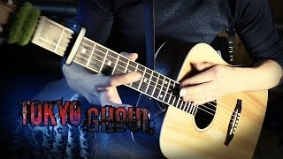 Top 10 Anime OST - Acoustic Fingerstyle Guitar Solo by EPguitars