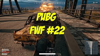 PUBG FWF #22: We Don't Know How Voice Chat Works