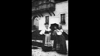 Lilli Lehmann and niece Hedwig Helbig - La Norma - Odeon 1907.