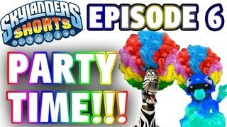 Party like a Champion - Skylanders Shorts (Episode 6)