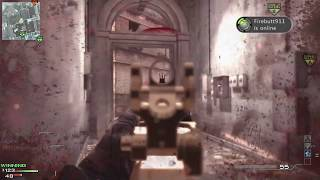 """MW3 Xbox """"LIVE"""" - With Temp MCLA"""