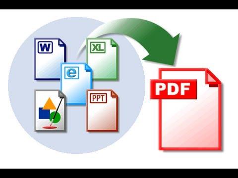 كيفية تحويل ملف excel الى pdf