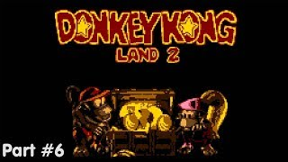 Slim Plays Donkey Kong Land 2 - #6. Ghastly Groves and Dangerous Dungeons