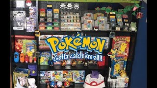 My Complete North American Pokemon Game Collection & Japanese Exclusives