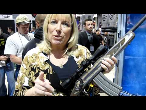 Mossberg MVP Rifle - new for 2012