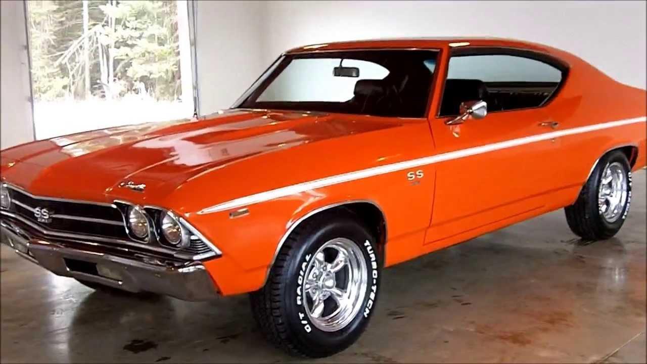 1969 Chevrolet Chevelle Hanksters Youtube