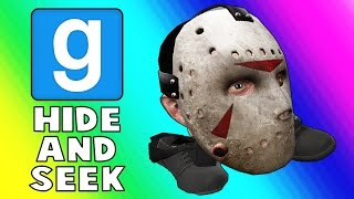 Gmod Hide and Seek  BIG Head Edition Garrys Mod Funny Moments