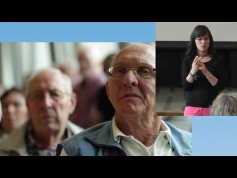 Gebärdensprache - Gesundheit im Gespräch - Polyneuropathie