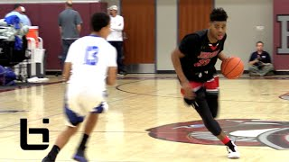 MJ Walker Has A NEXT LEVEL Jumper! Raw Footage Highlights
