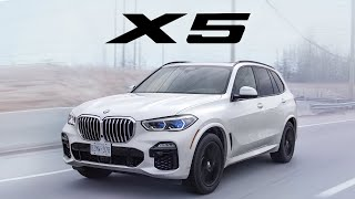 2019 BMW X5 Review - Traffic Jam Dream Machine