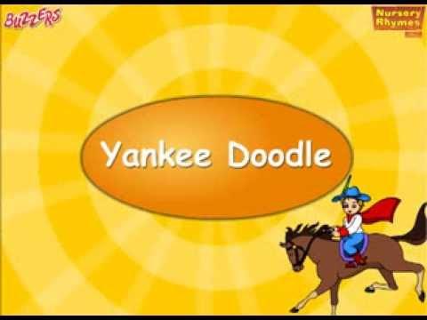 Yankee Doodle - Nursery Rhymes for Kids Buzzers