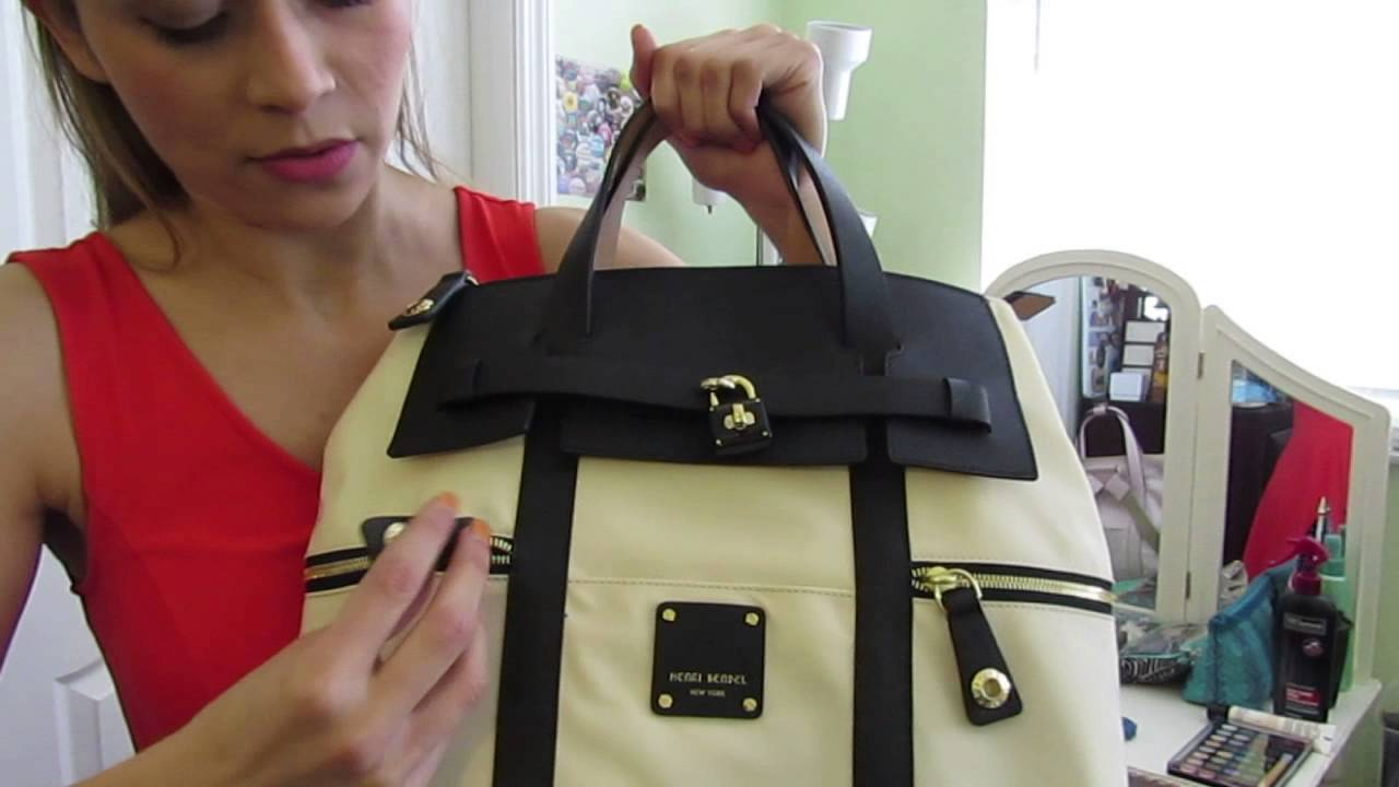 Handbag Backpack Convertible Backpack Handbag Review