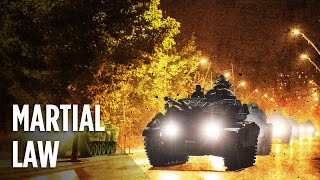 What Is Martial Law And How Does It Work?
