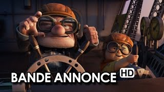 Vice-Versa Bande Annonce Teaser VF (2015) - Disney Animation HD