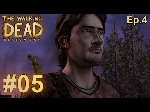 The Walking Dead Season 2: Episode 4 Walkthrough Part 5 - Classic Luke video