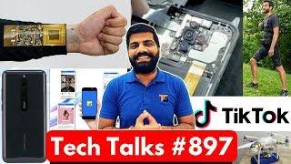 Tech Talks #897 - Redmi Note 8 Pro 64MP, Realme 5 Pro SD710, UK Police TikTok, Flipkart Ideas, Jio