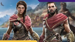 10 things you need to know about ASSASSIN'S CREED ODYSSEY
