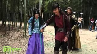 [BTS] Zhao Li Ying & William Chan - Handholding Cut