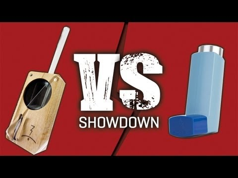 MagicFlight Launch Box VS Puffit Vaporizer - Vape Showdown - TorontoV TV (HD)