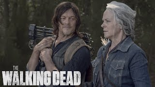 (Spoilers) Sneak Peek S10 E7 | Daryl and Carol's Prisoner | The Walking Dead