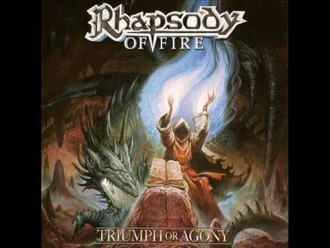 Rhapsody Of Fire - Bloody Red Dungeons