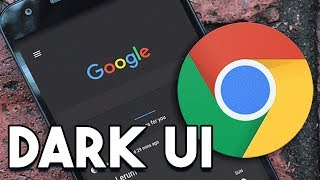 How To Activate Dark Mod On Chrome Android, Dark UI Chrome Android